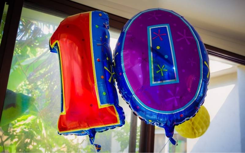 10th Birthday Wishes From Mom to a Child - 5