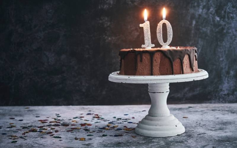 10th Birthday Wishes From Mom to a Child - 7