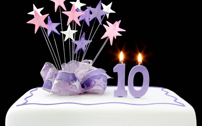 10th Birthday Wishes From Mom to a Child - 9