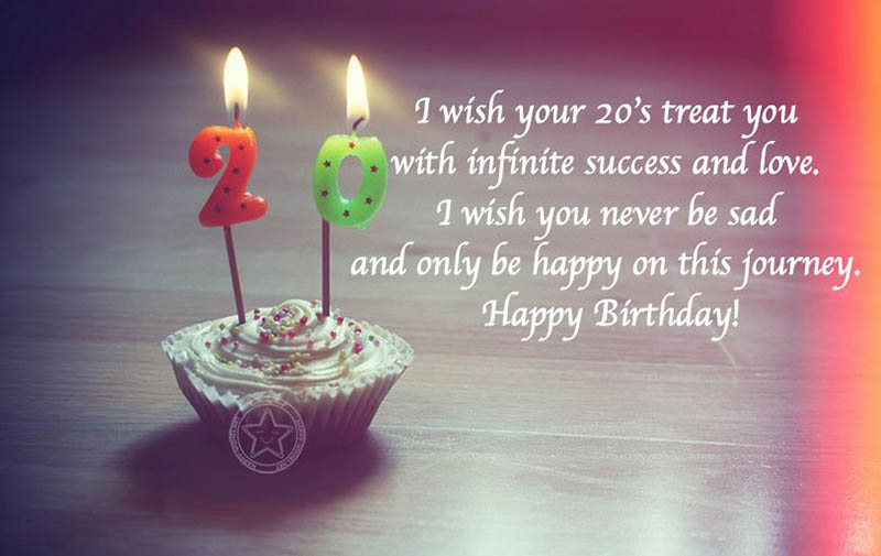 20th Birthday Messages For Son - 3