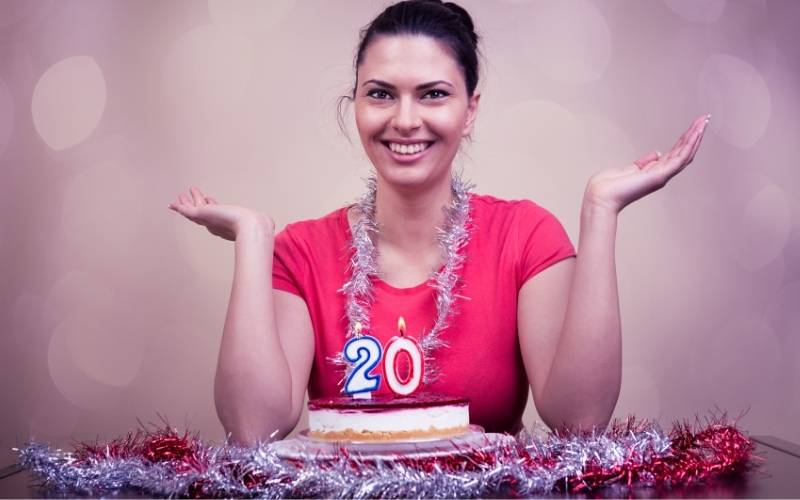 20th Birthday Wishes for your Daughter - 3