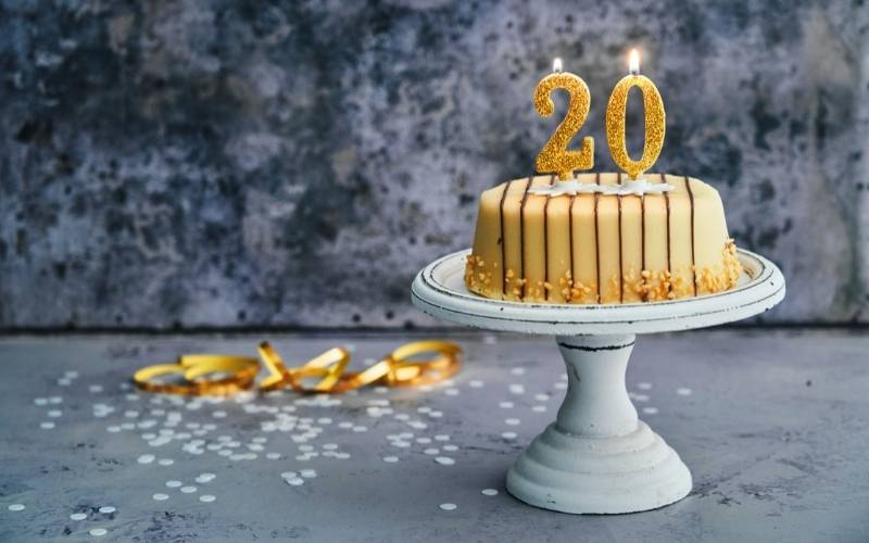 20th Birthday Wishes for your Daughter - 6