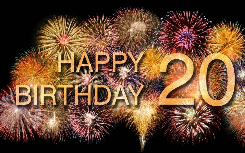20th Birthday Wishes for your Daughter - 7