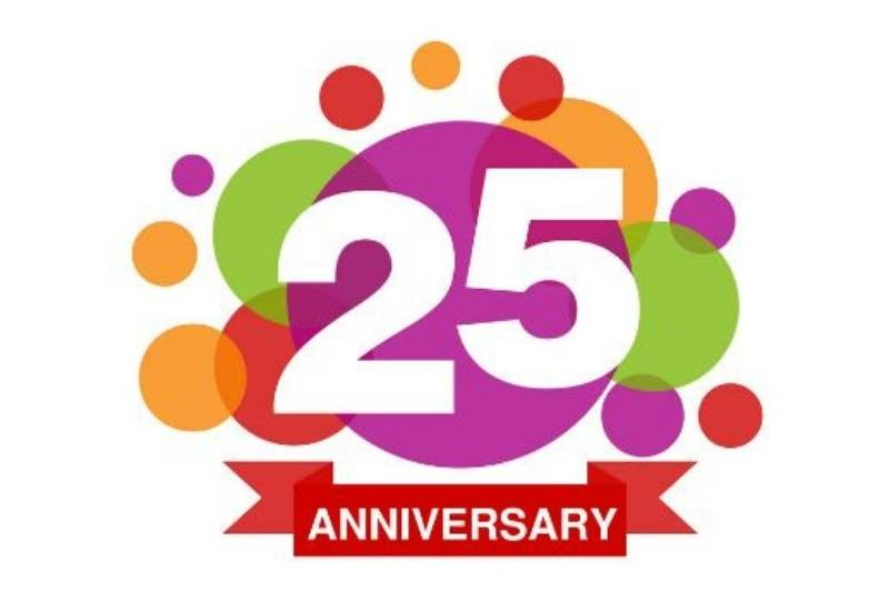 25th Anniversary Quotes