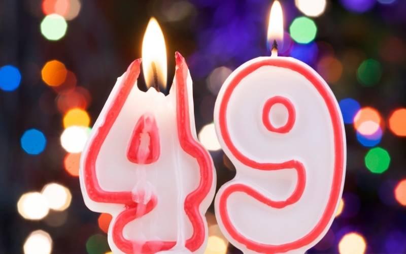 49ers Birthday Wishes