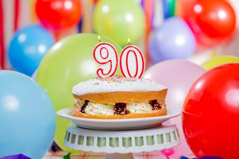 90th Birthday Images - 10