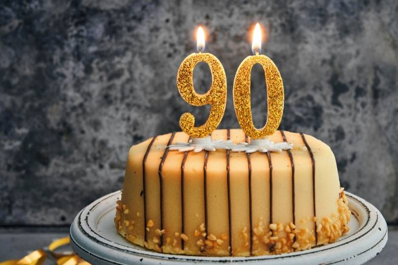 90th Birthday Images - 5
