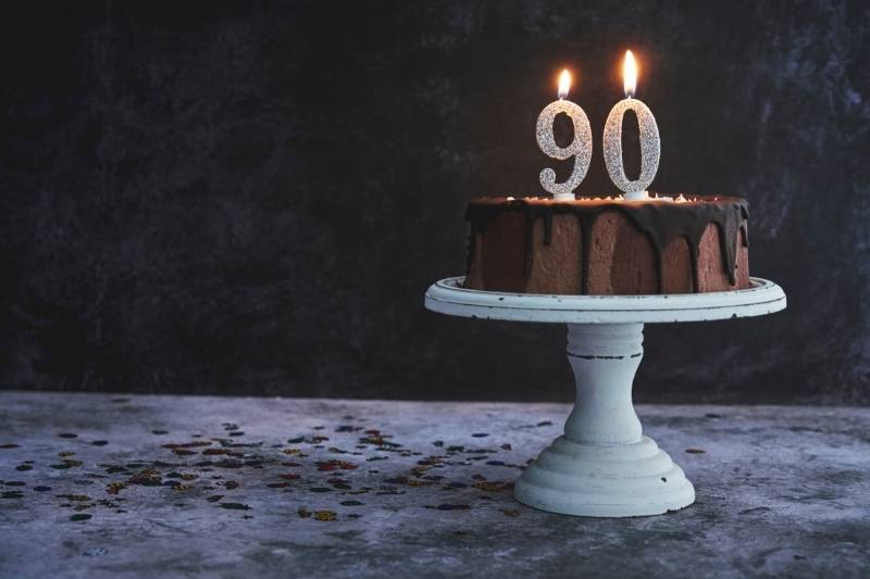 90th Birthday Images - 7
