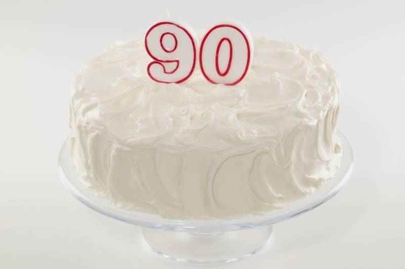 90th Birthday Images - 8