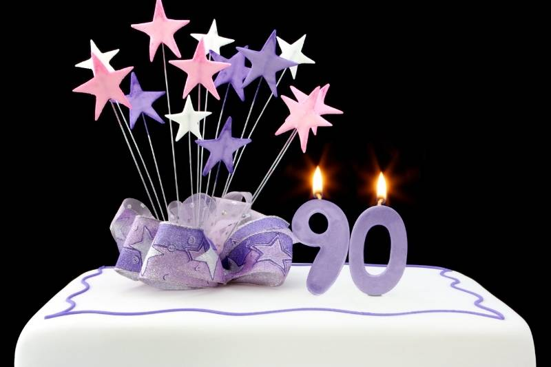 90th Birthday Images - 9