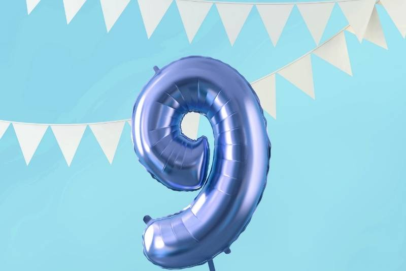 9th Birthday Images - 6