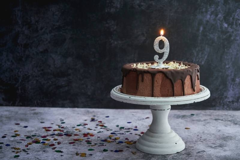 9th Birthday Images - 7