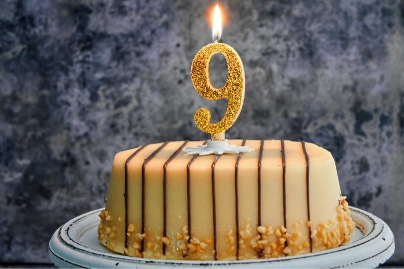 9th Birthday Images - 8
