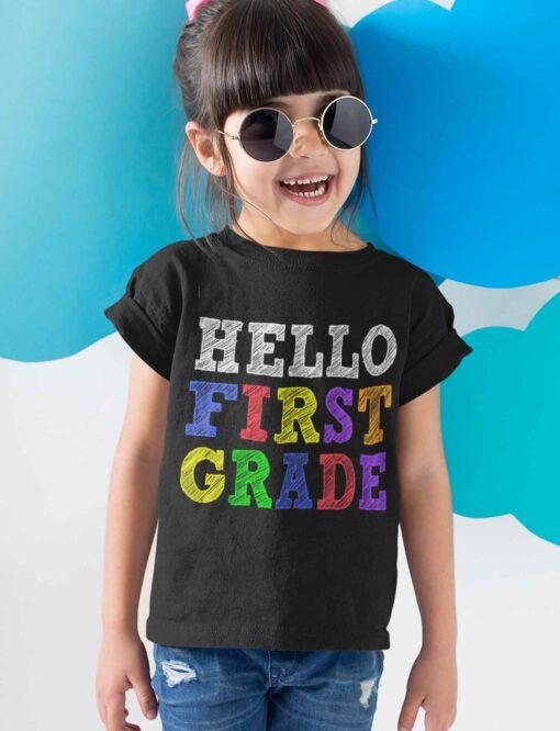 Best 1st Grade Teacher Gifts, 1st Grade Teacher girl kid+