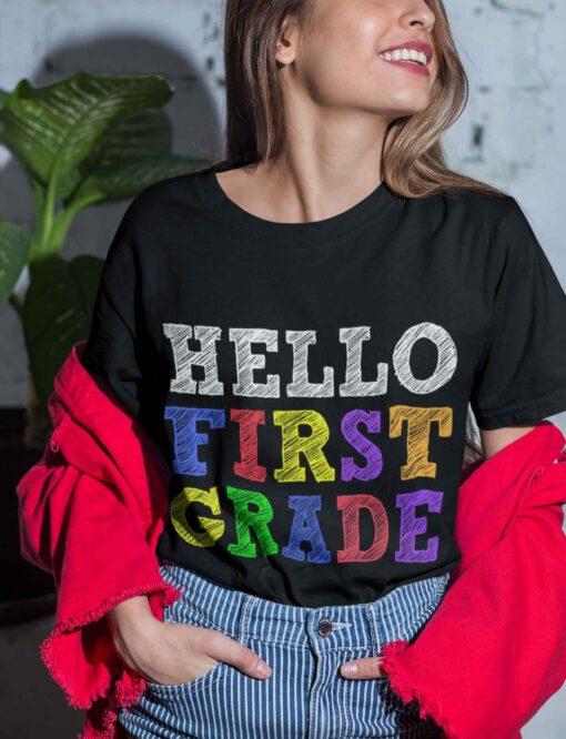 Best 1st Grade Teacher Gifts, 1st Grade Teacher young girl