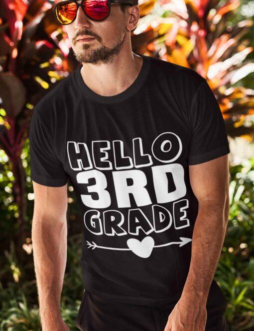 Best 3rd Grade Teacher Gifts, 3rd Grade Teacher young man