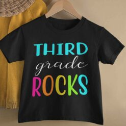 Best Gifts For Third Grade Students, 3rd Grade Rocks basic