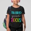 Best Gifts For Third Grade Students, 3rd Grade Rocks boy kid+ 2