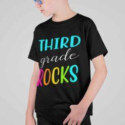 Best Gifts For Third Grade Students, 3rd Grade Rocks boy kid+