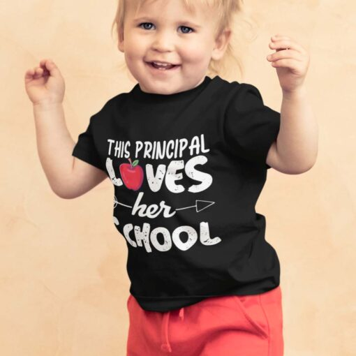 First Day Of School Gifts, Funny First Day Of School T-shirt 2 of Sapelle