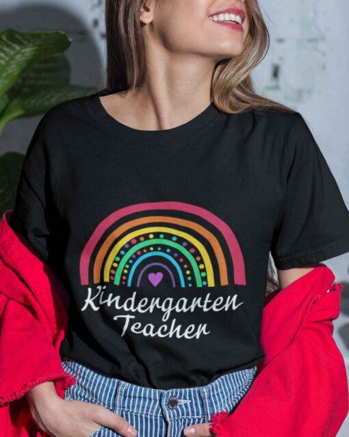 Gift Ideas For Kindergarten Teacher, Kindergarten Teacher young girl mockup 2