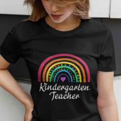 Gift Ideas For Kindergarten Teacher, Kindergarten Teacher young girl mockup