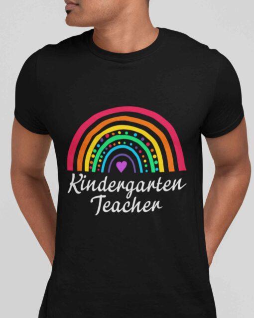 Gift Ideas For Kindergarten Teacher, Kindergarten Teacher young man mockup 2