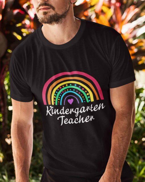 Gift Ideas For Kindergarten Teacher, Kindergarten Teacher young man mockup
