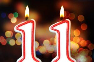 Happy 11Th Birthday Images Free Download 2021