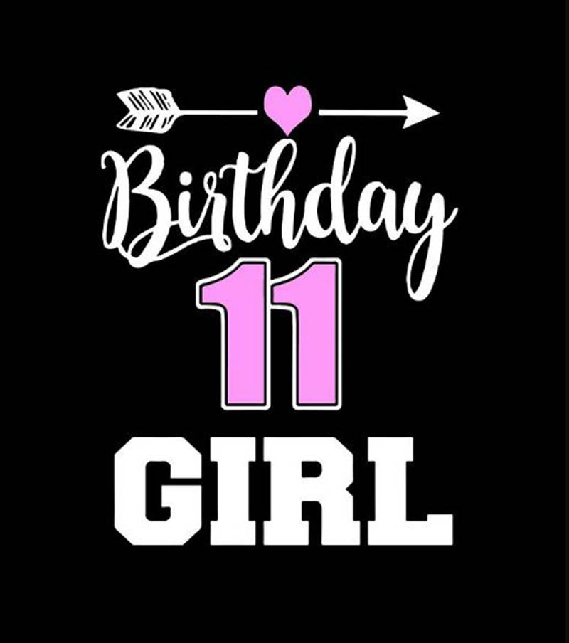 Happy 11th Birthday Images - 1