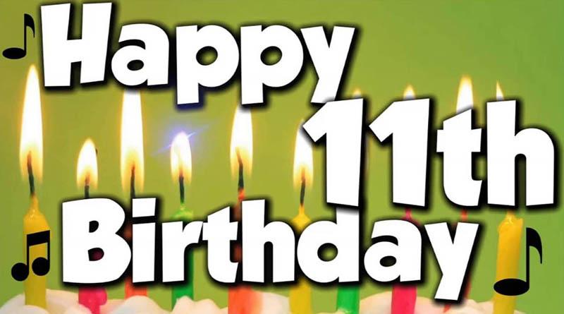 Happy 11th Birthday Images - 13