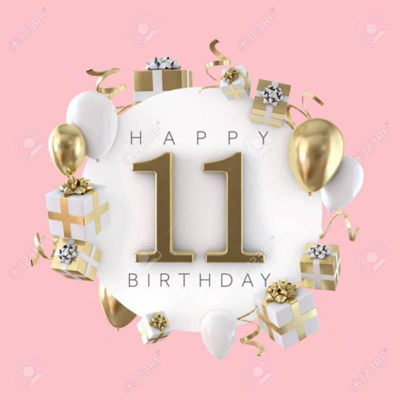 Happy 11th Birthday Images - 21