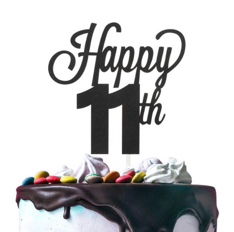 Happy 11th Birthday Images - 5