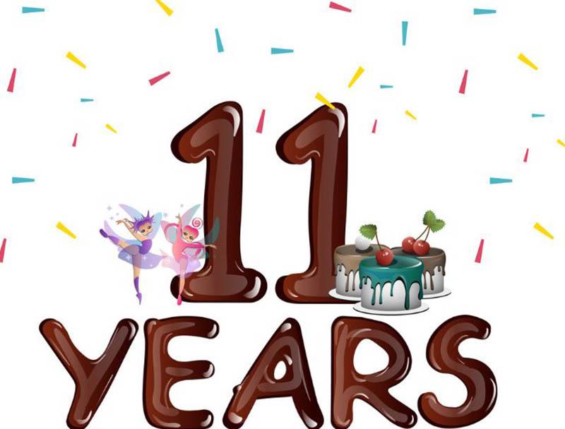 Happy 11th Birthday Images - 6