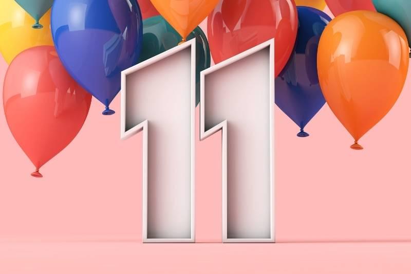 Happy 11th Birthday Wishes for Nephew