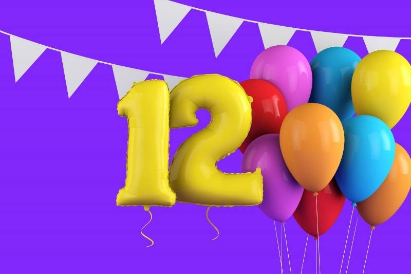 Happy 12th Birthday Images - 3