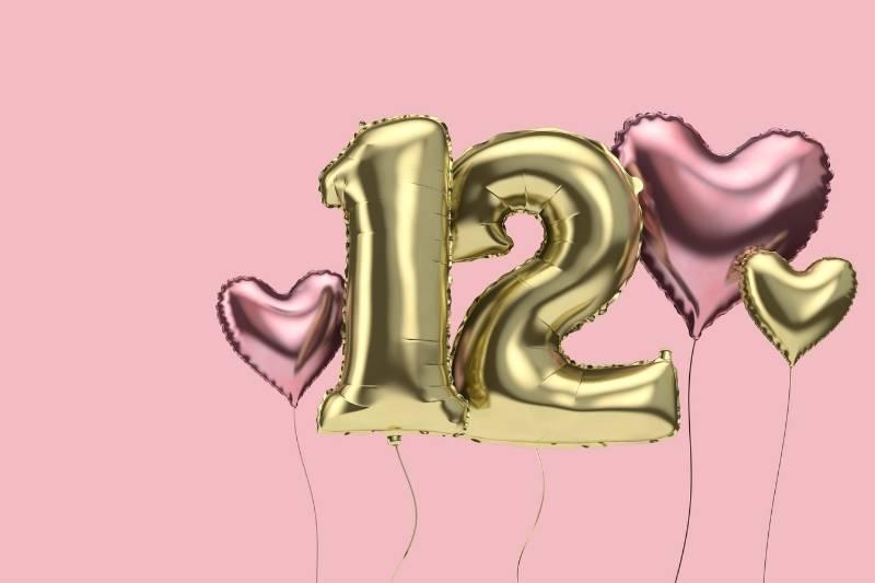 Happy 12th Birthday Images - 4