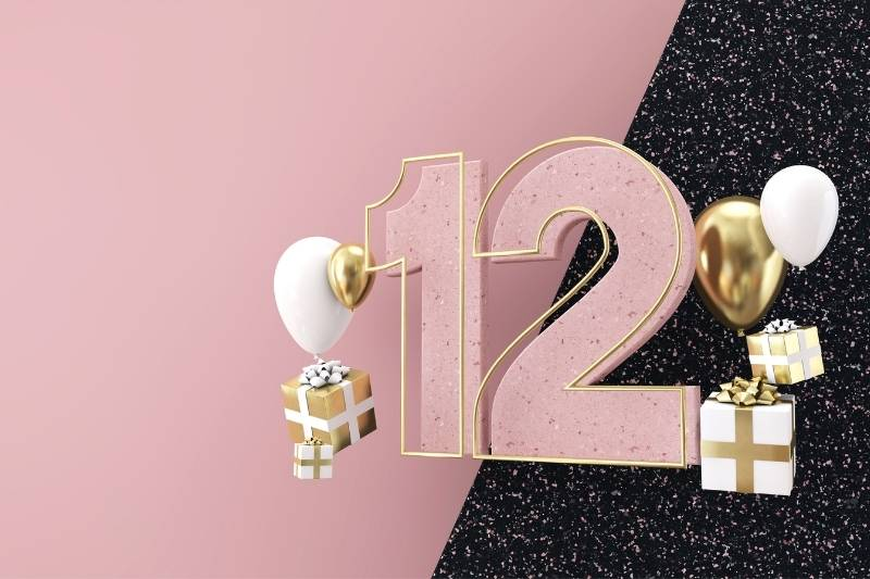 Happy 12th Birthday Images - 5