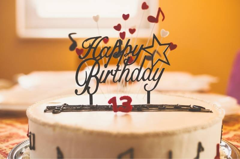 Happy 13Th Birthday Images Free Download 2021