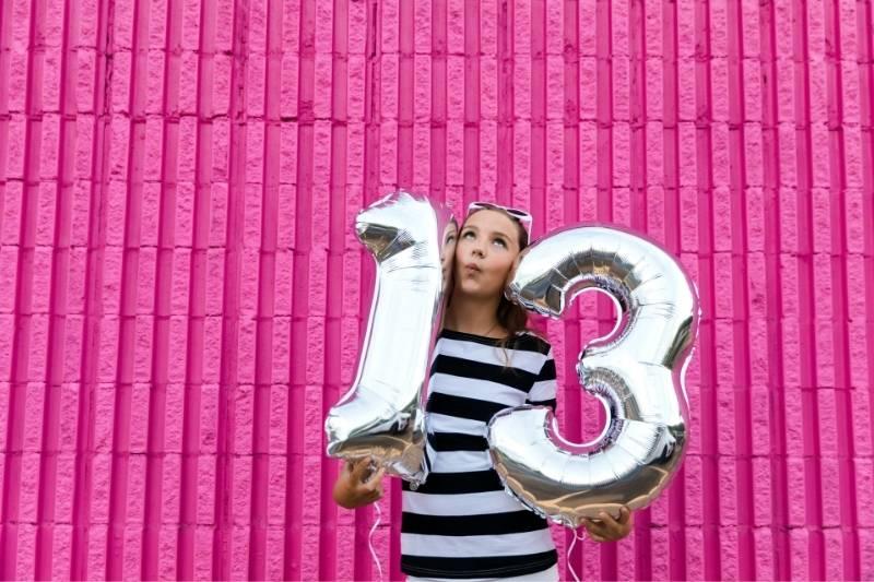 Happy 13th Birthday Images - 1