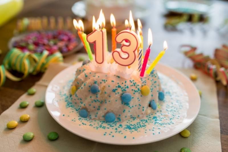 Happy 13th Birthday Son