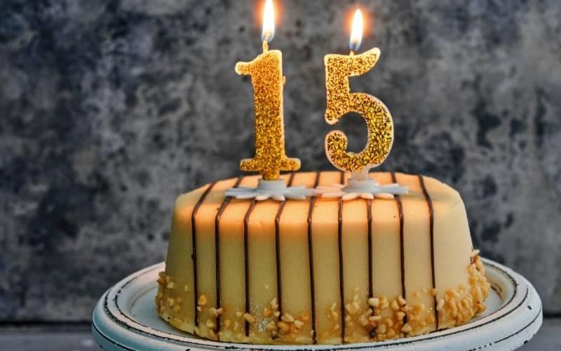 Happy 15 Birthday Images - 1