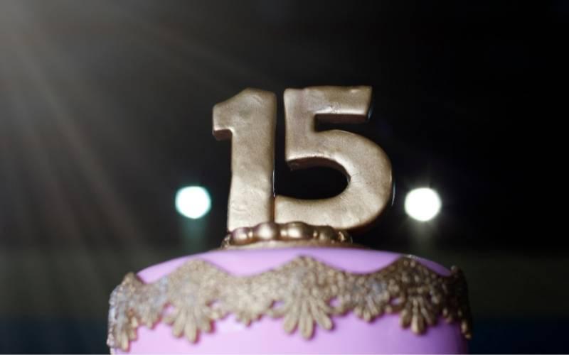 Happy 15 Birthday Images - 10