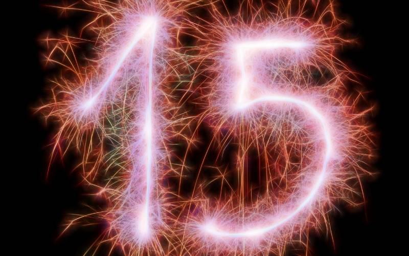 Happy 15 Birthday Images - 11