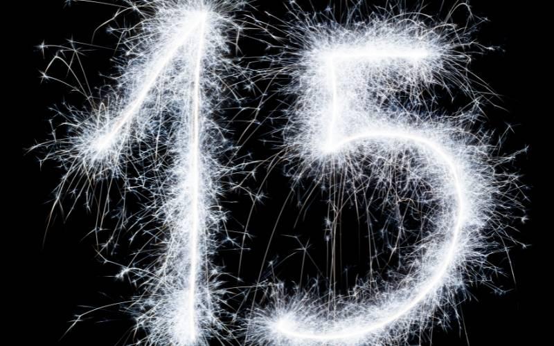 Happy 15 Birthday Images - 12