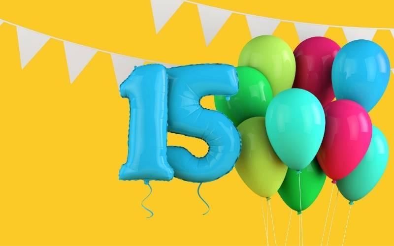 Happy 15 Birthday Images - 16
