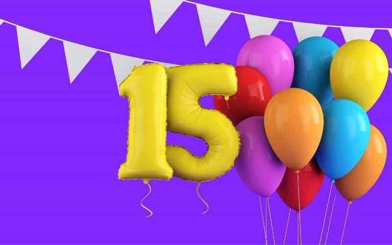 Happy 15 Birthday Images - 17