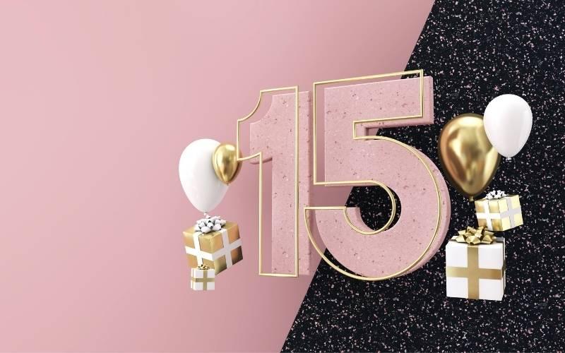 Happy 15 Birthday Images - 18