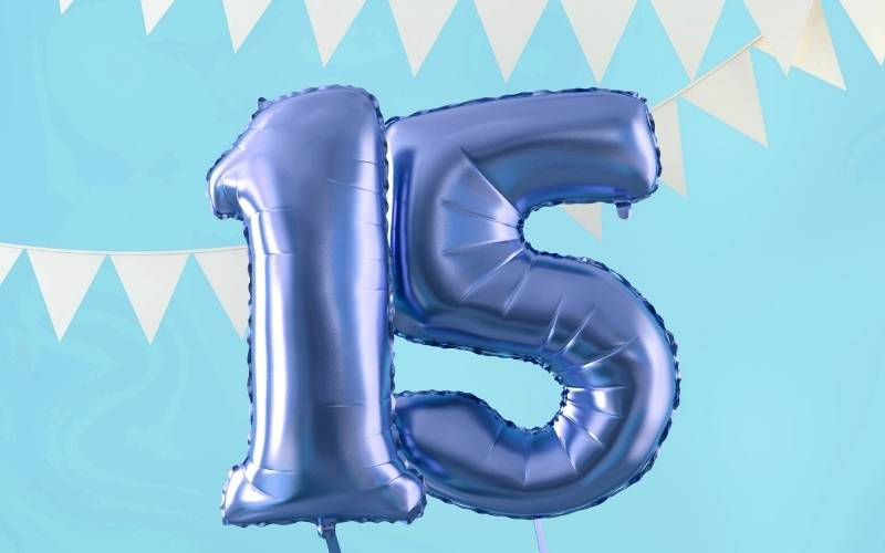 Happy 15 Birthday Images - 19