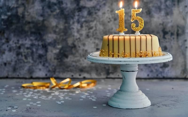 Happy 15 Birthday Images - 2